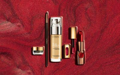 L'Oréal Paris shows you how to look your best for the Festive Season