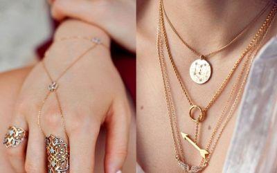 Layering Jewellery