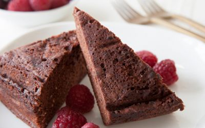 Low- Fat Chocolate Cake
