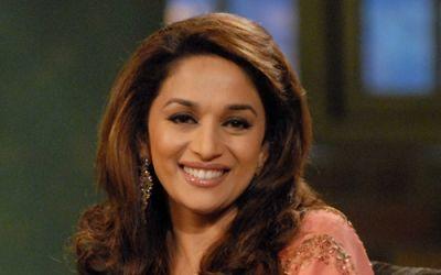 Madhuri Dixit Will Produce A Marathi film
