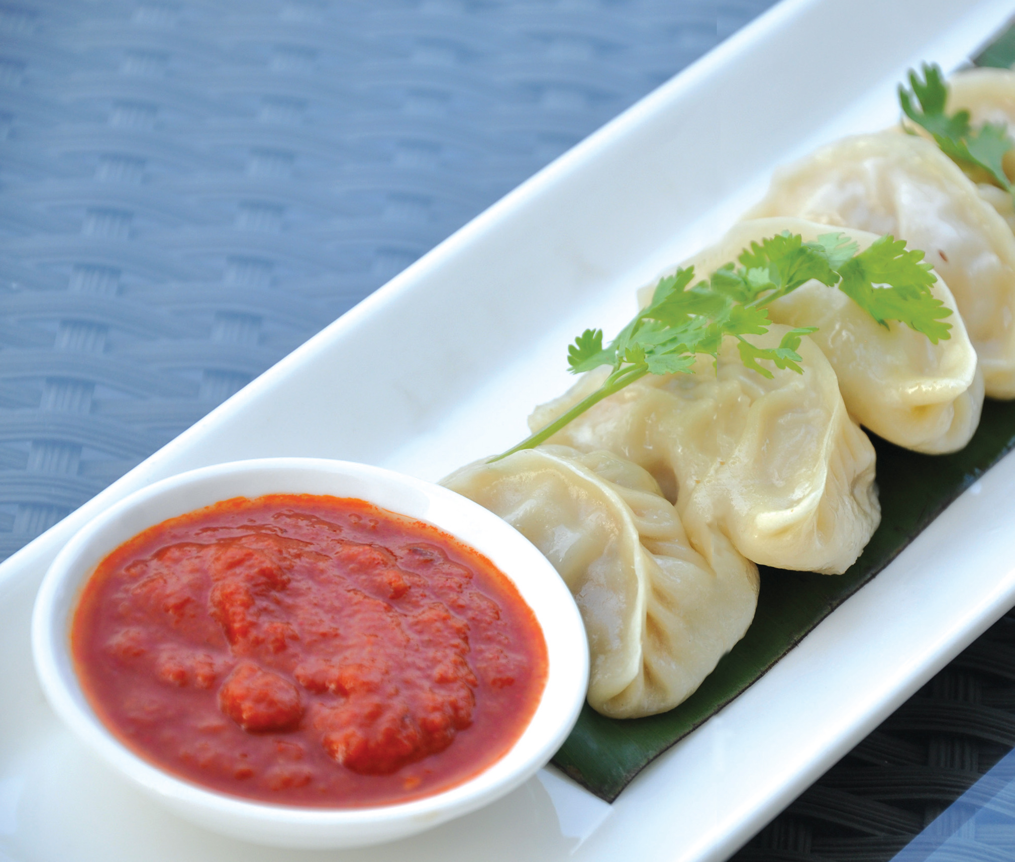 Get Cooking:Vegetable Momos And Papdi Chaat