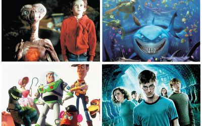 MUST-SEE  CHILDREN'S MOVIES