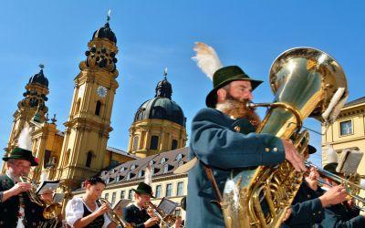 Oktoberfest-Germany-munich