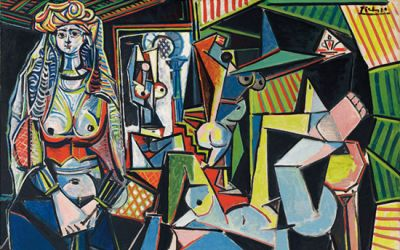 Picasso Painting Sets New Auction Record