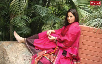 Salma Rana  talks with  You & I