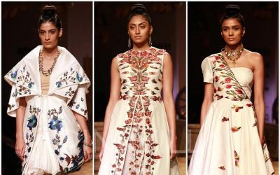 Samant Chauhan at Amazon India Fashion Week