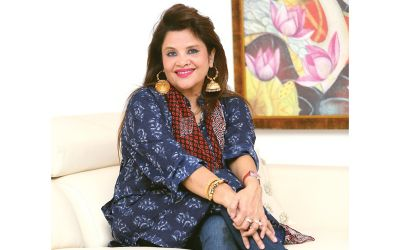 Seema  Mahadevia  talks with  You & I