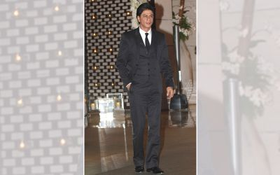 Shah Rukh Khan receives award