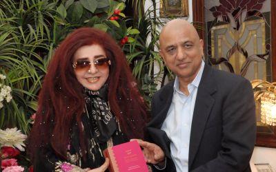 Shahnaz Husain creates history