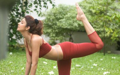 Shilpa Shetty's Secret Behind A Fit Body