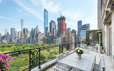 Sting's New York City Penthouse For Sale
