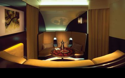 Top 5 Most Luxurious Airlines