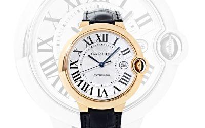 Cartier Ballon de Blue stuns as the classic and timeless timepiece