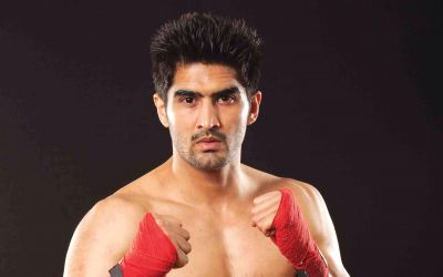Zulpikar refuses to fight  Vijender on April 1