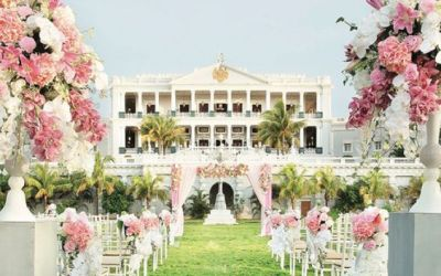 Nawabi Grandeur At Your Palace Wedding