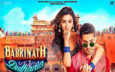 Badrinath ki Dulhania Enters 100 Crore Club