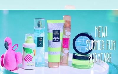 Bath and Body works soaps