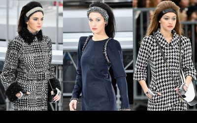 Chanel's Paris Fashion Week 2017