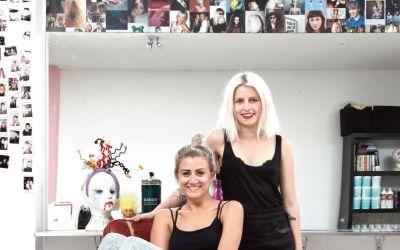 Bleach Salon-New Makeup Line