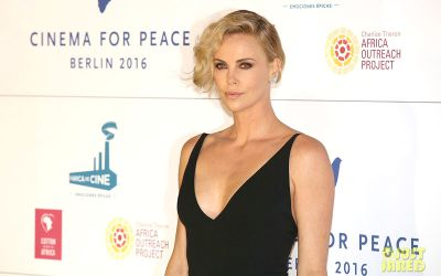 Charlize Theron Rejects Ageism in Hollywood