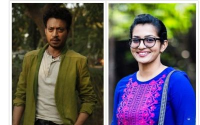 parvathy and irrfan