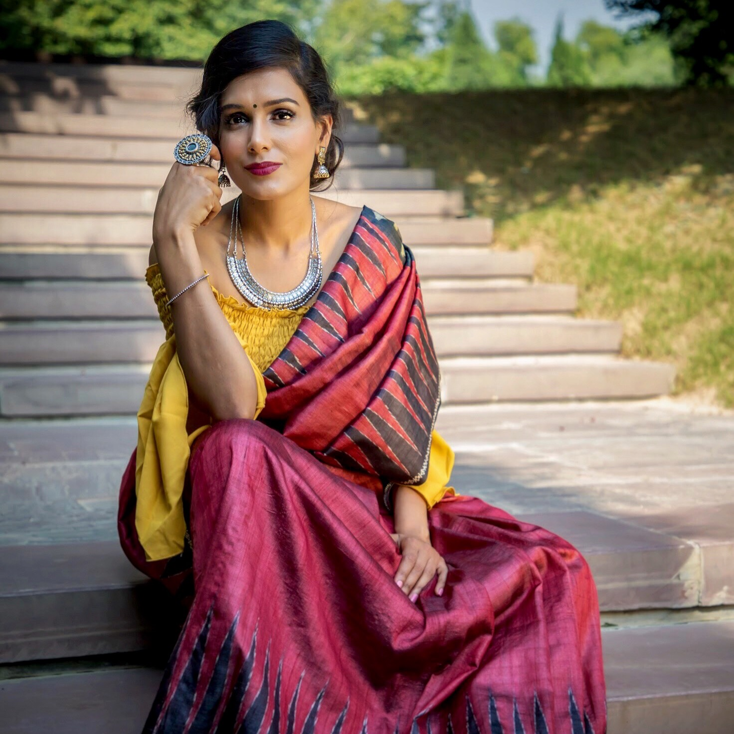 Styling Tips For Diwali By Ms. Archana Dhankar