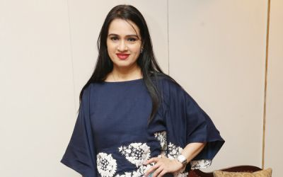 fashion designer Padmini Kolhapure