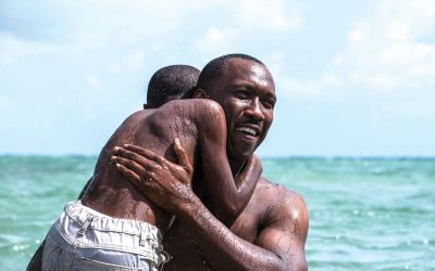 Moonlight, Arrival bag WGAs for best screenplay
