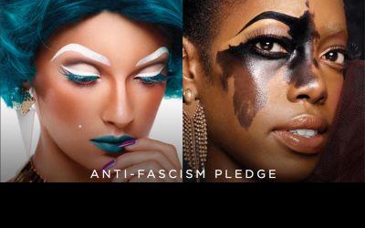 Illamasqua move against Anti-fascism pledge
