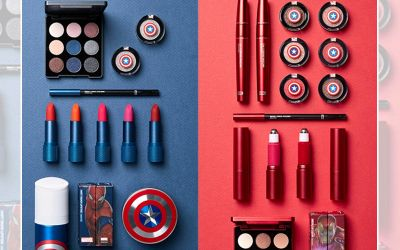 Marvel Inspired Makeup Collection