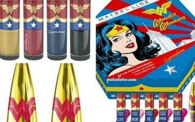 Maybelline's New Wonder Woman Collection