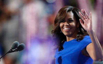 Watch And Read Michelle Obama's Powerful Speech At The Democratic National Convention