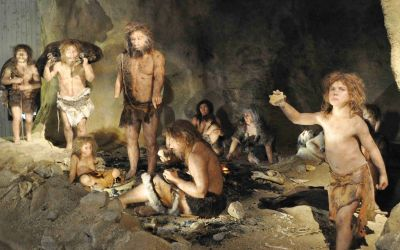 Prehistoric humans  purposely avoided inbreeding