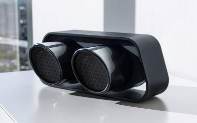 The Porsche 911 GT3 Speaker
