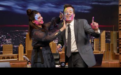 Priyanka Chopra On 'The Tonight Show' With Jimmy Fallon