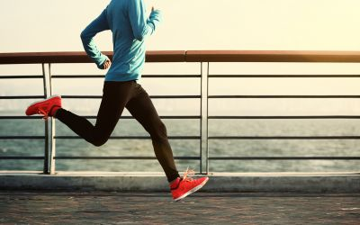 Make running your New Year's resolution to stay sharp