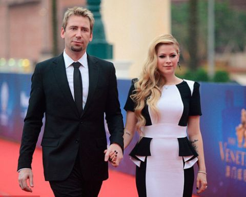 Avril Lavigne And Chad Kroeger Are Separating