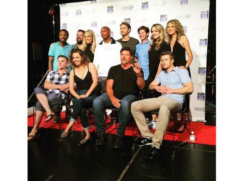 One Tree Hill Cast Reunites