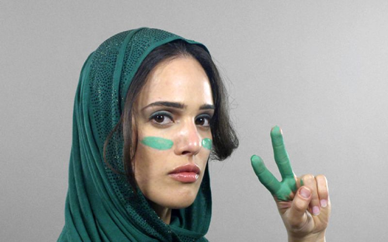100 Years of Iranian Beauty