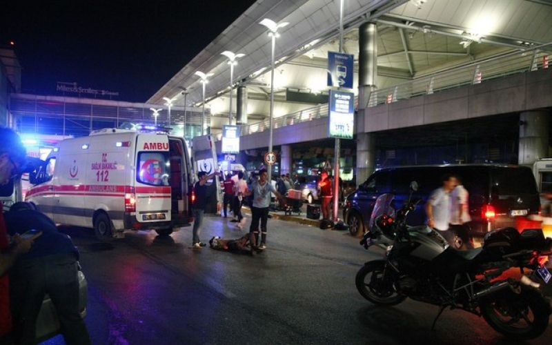 Islamic militants and suicide bombers target Istanbul airport