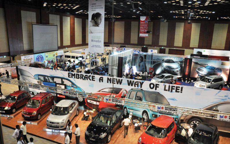 2015 Hyderabad International Auto Show