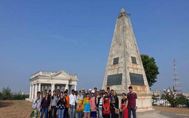 Heritage Walk to Mr. Raymond's Tomb