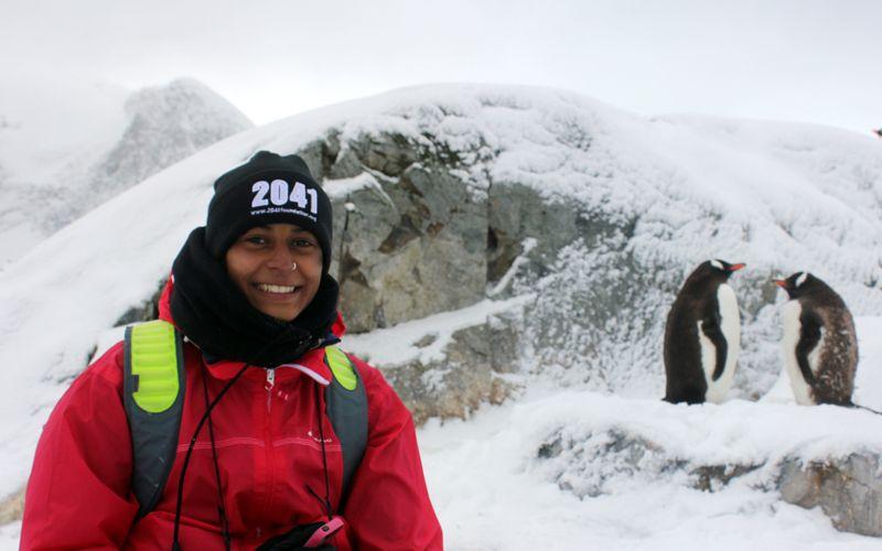 Aarti-Rao-Antarctic