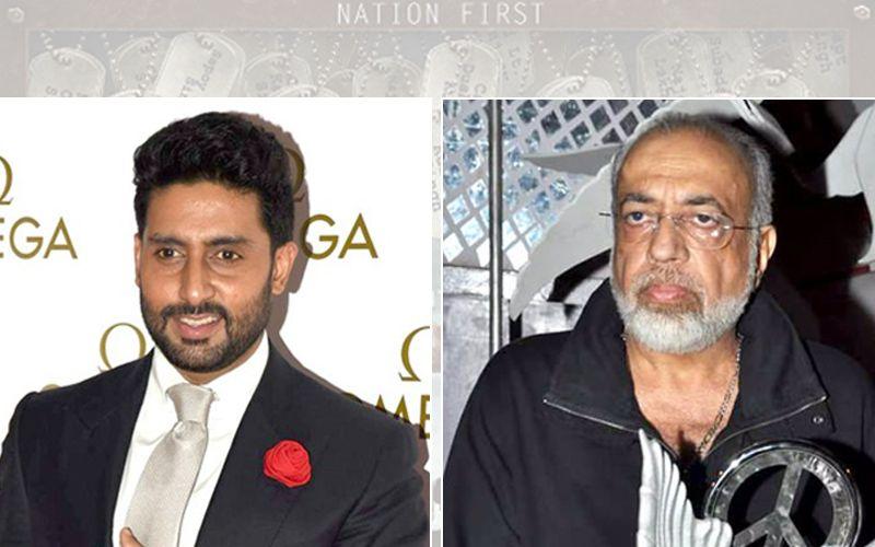Abhishek Bachchan and JP Dutta