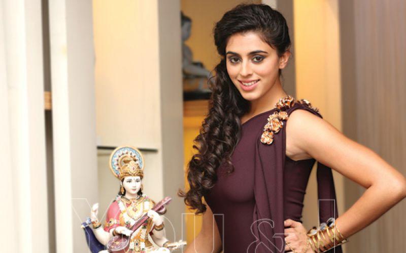 Actress Nisha Solanki