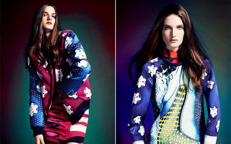 Adidas Originals x Mary Katrantzou collection