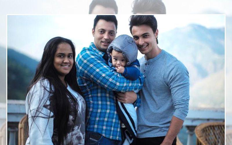 Salman Khan's nephew steals the show