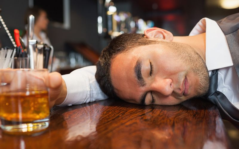 Alcohol-physical-exercise
