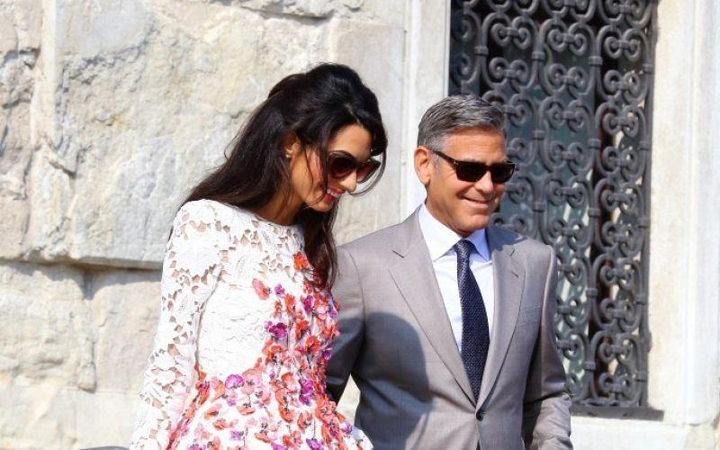 Amal Clooney's Funny Fashion Sense