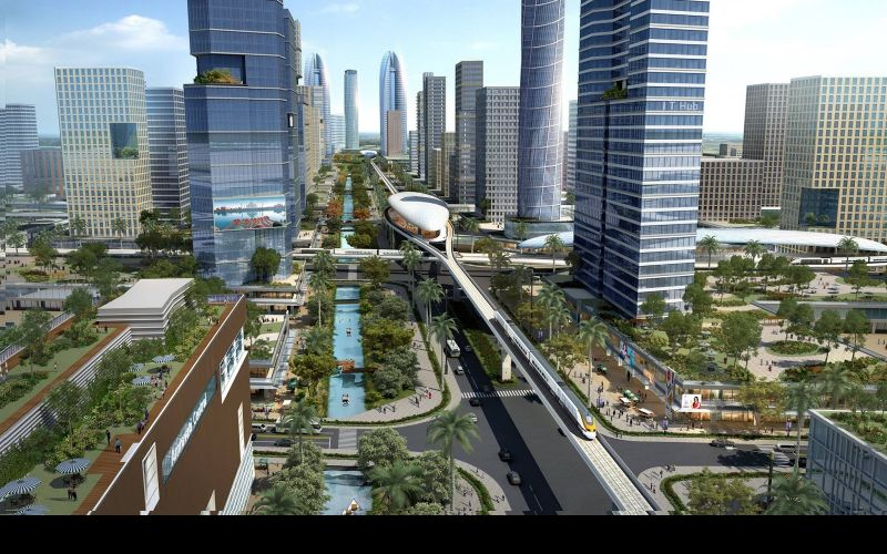Amaravathi set to to become a world class city: Knight Frank India